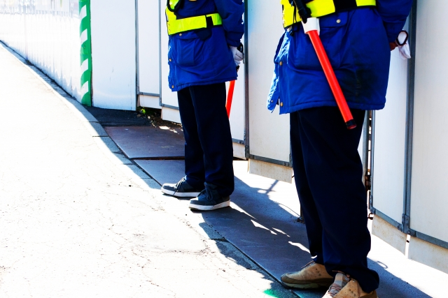 警備員の正社員がきついと感じる5つの理由。転職する前に適性を見極めよう
