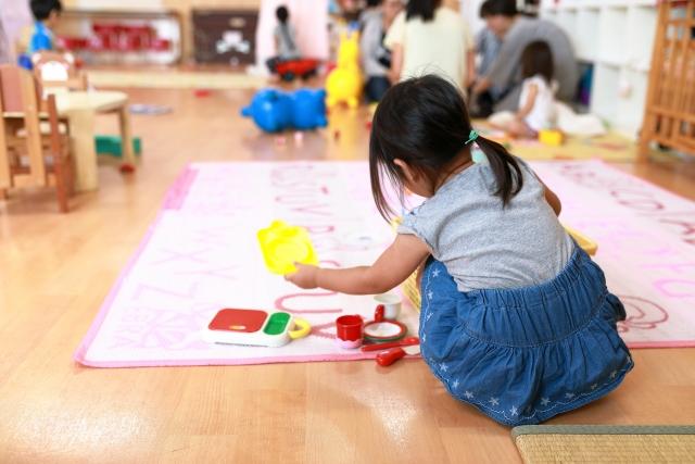 1歳からの保育園はメリットがいっぱい!ママも子供も楽しい園生活を送ろう。