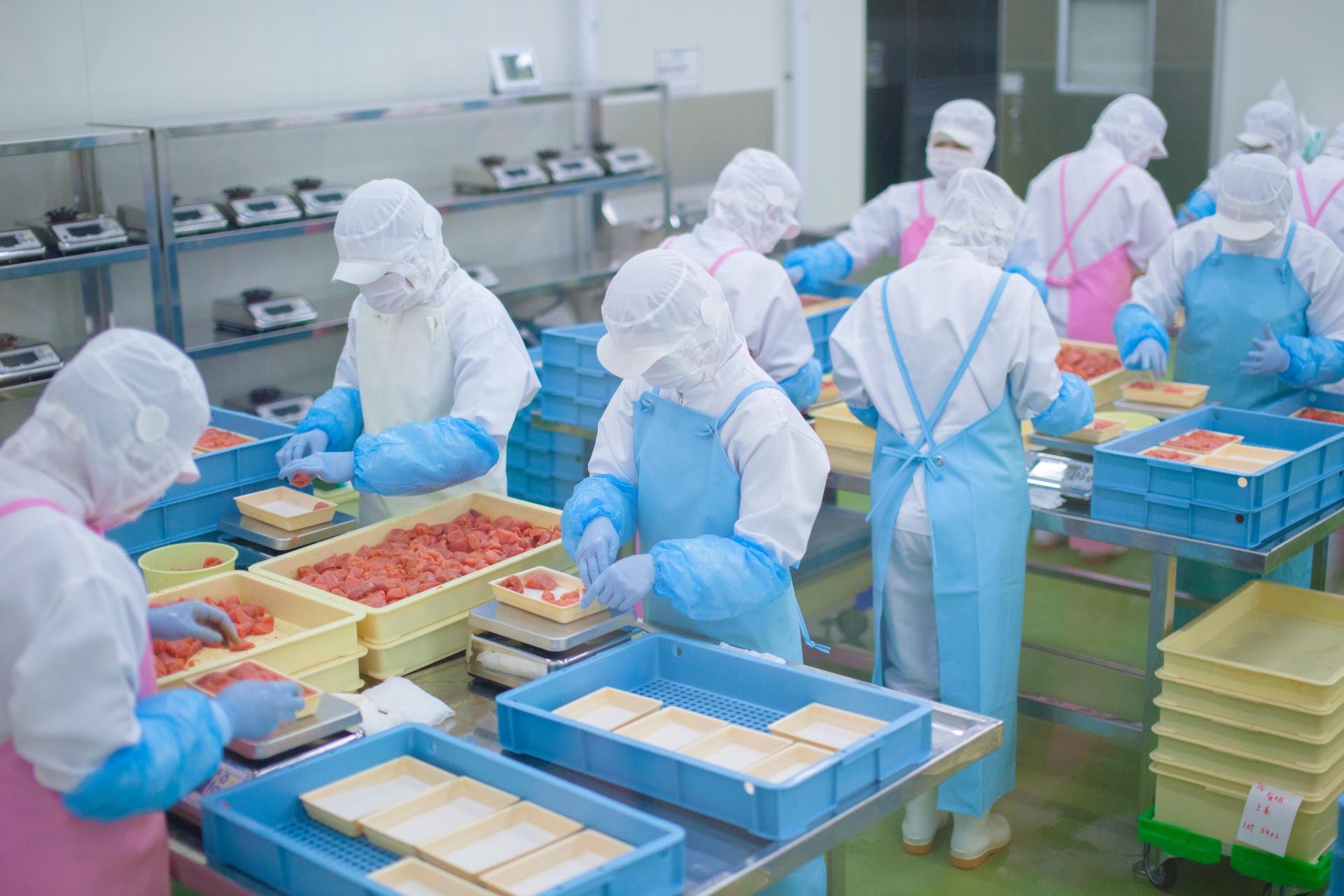 食肉加工業のきつい仕事内容とは?向いている人、向いていない人の特徴