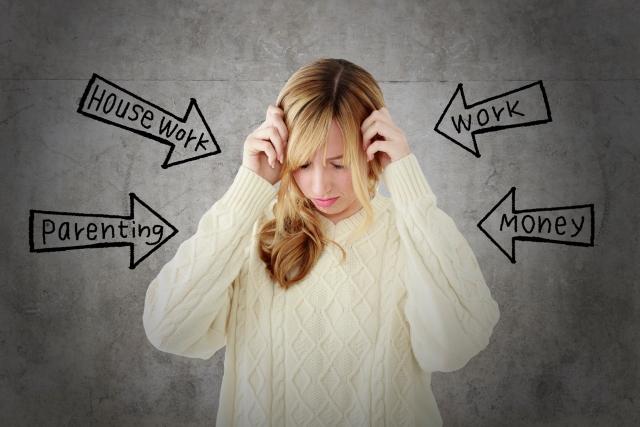 専業主婦はストレスが溜まりやすい!上手に発散させる方法を伝授します。