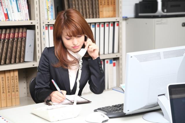 営業事務はきついくて大変な仕事。辛いと感じたら転職も視野に!