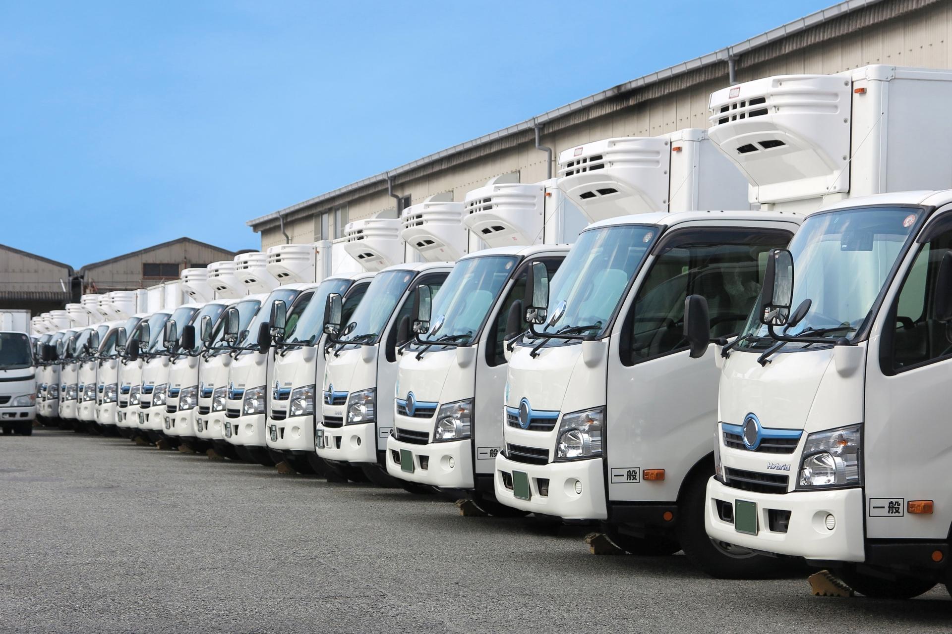 トラック運転手のきつい仕事内容とは?離職者が多いドライバーの現状。