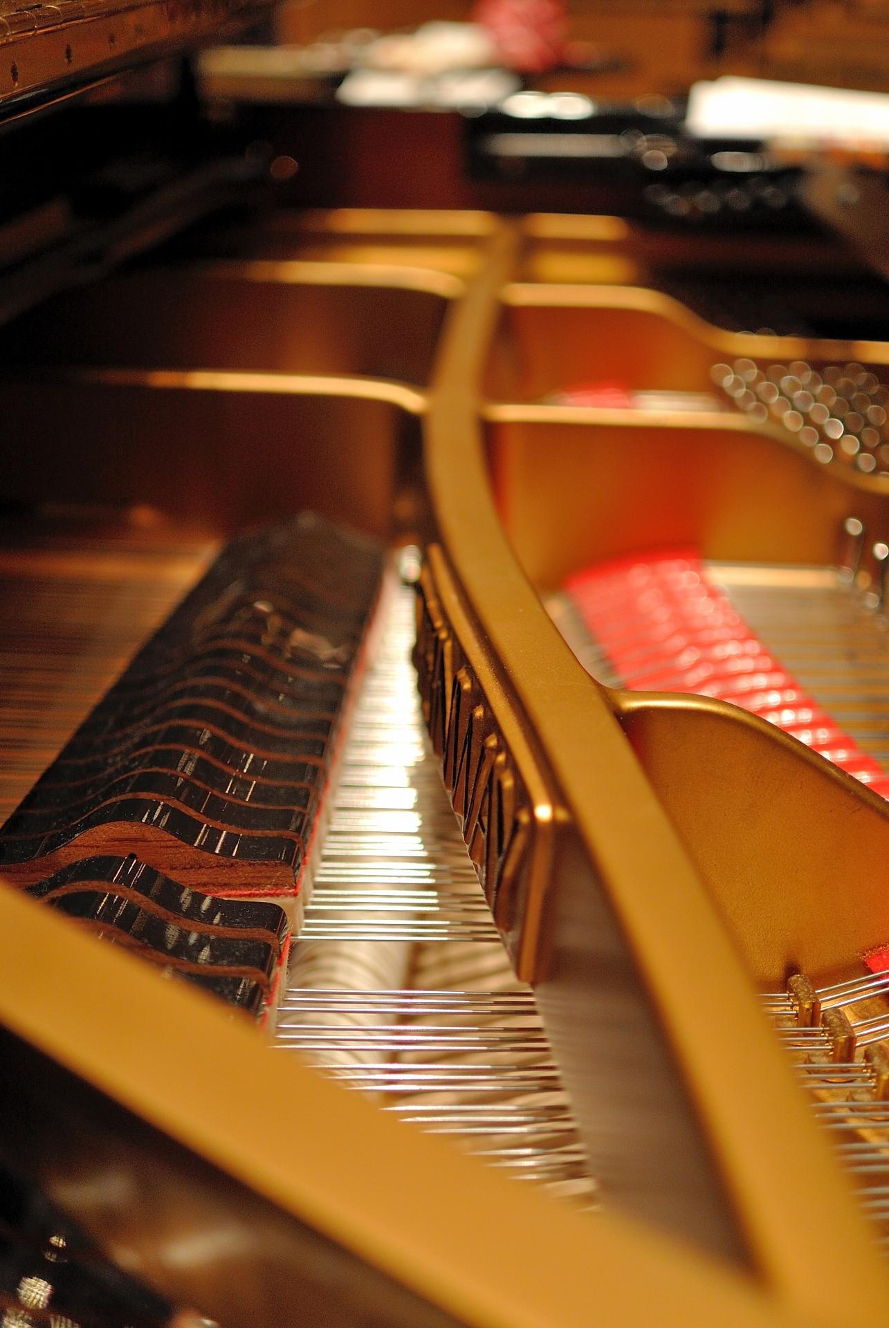 ピアノの調律の仕方。普段からできるお手入れ方法をご紹介。
