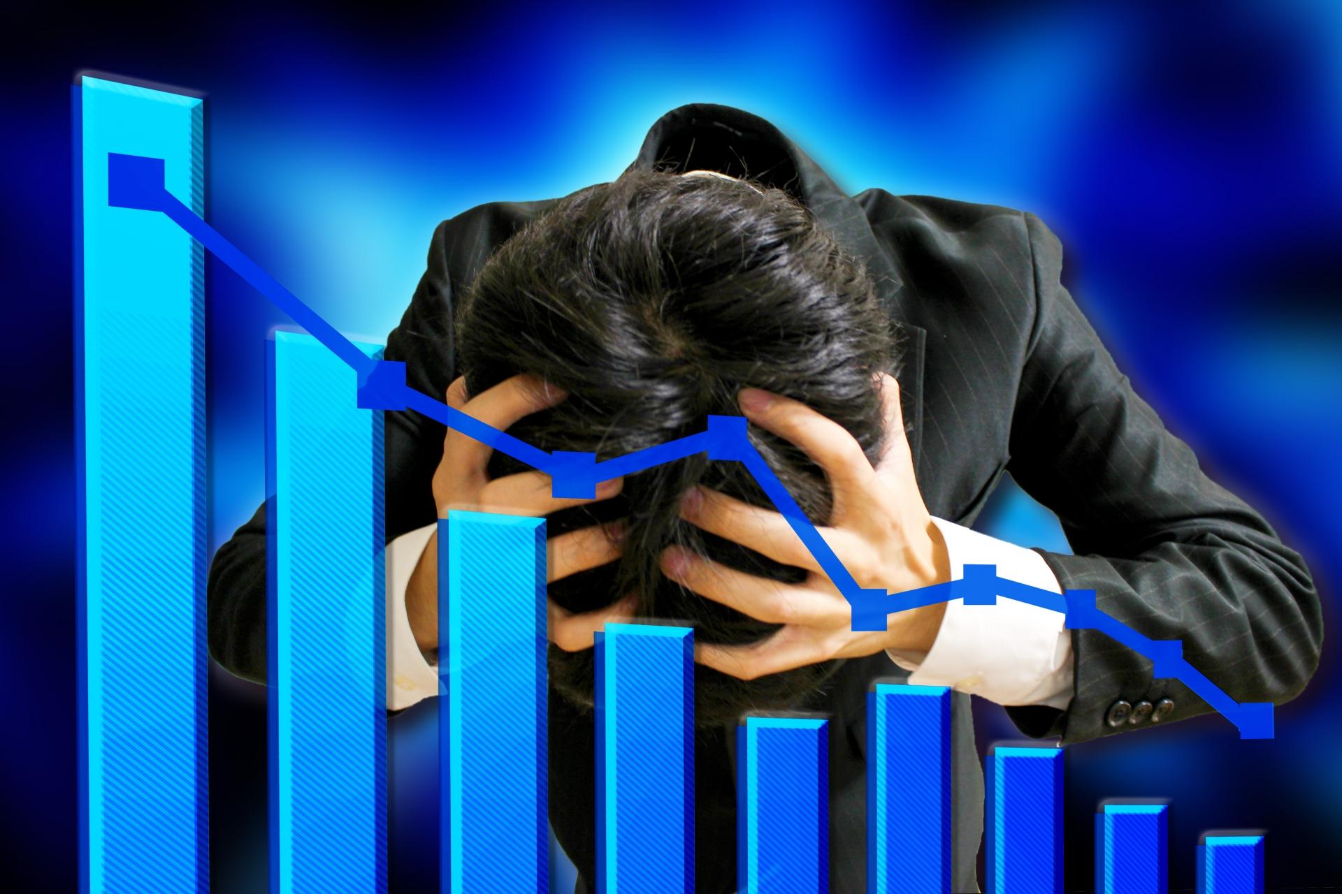 FXで損切り貧乏になってしまう5つの原因と5つの対策法。