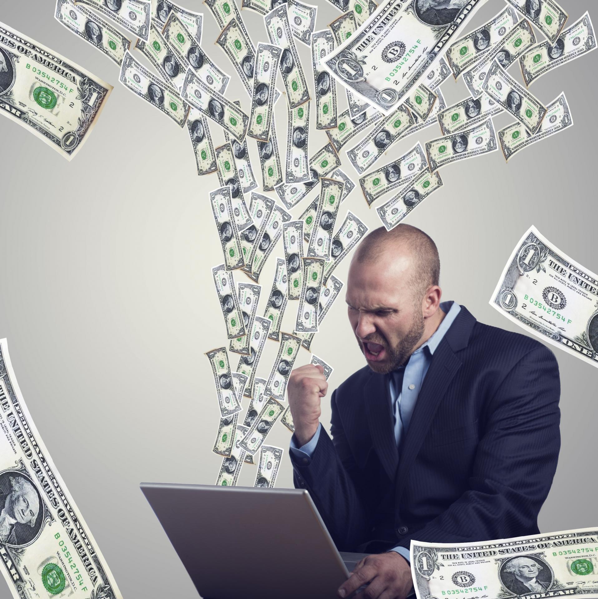 バイナリーオプションで稼げない人必見。稼げるための4つのルール。