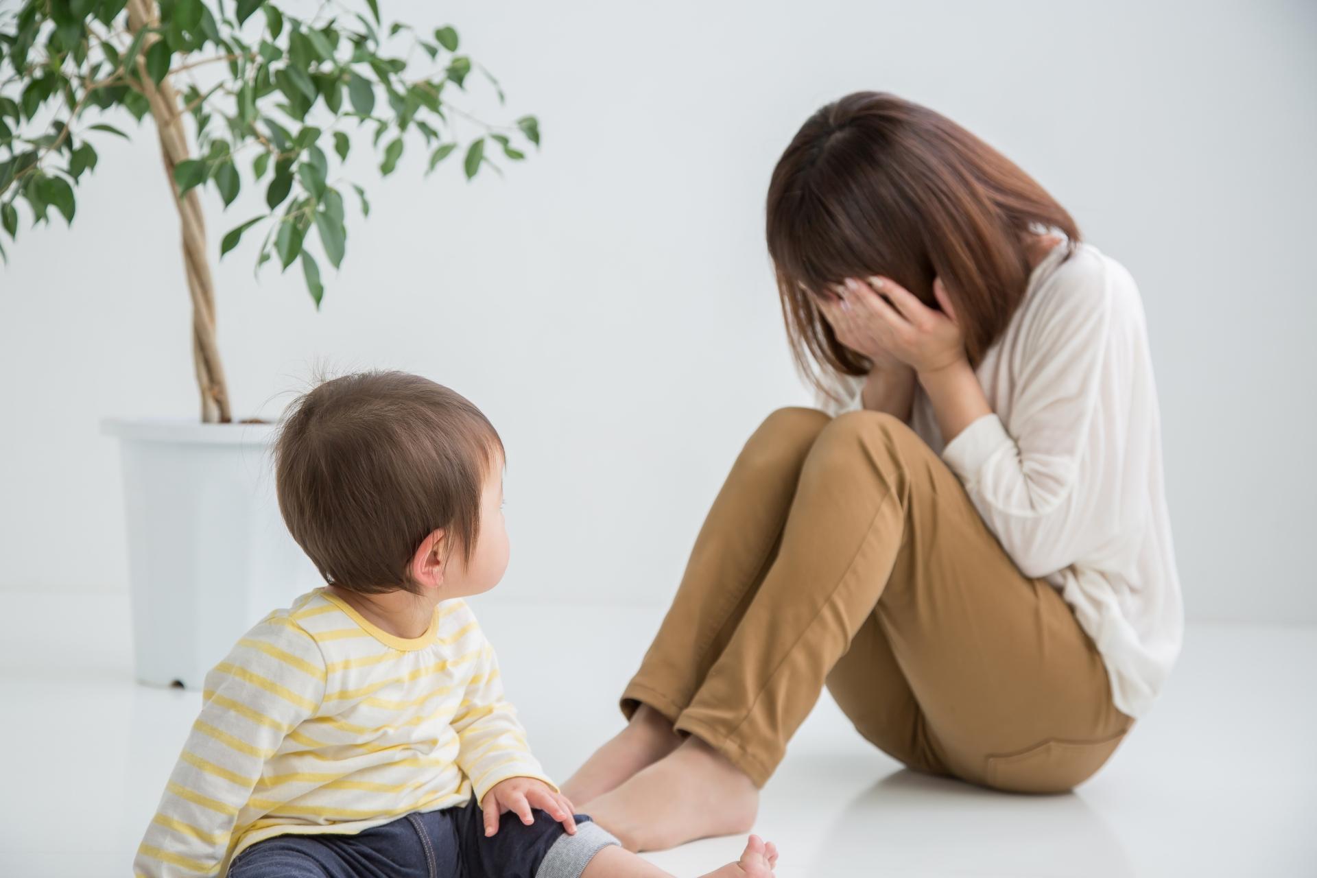 育児ノイローゼにならないためにできることと、なりやすい人の特徴。