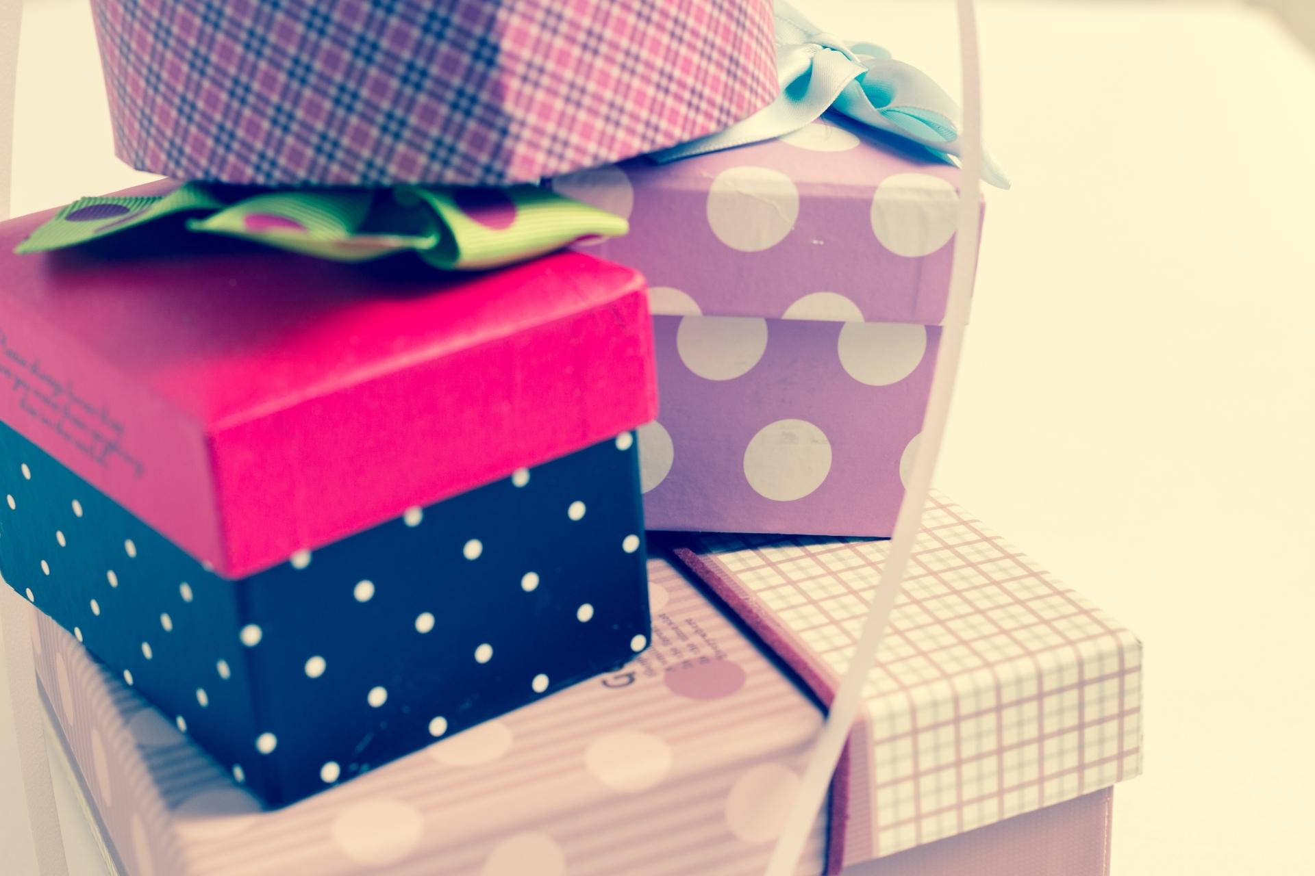 人にものを上げる心理とは?プレゼント好きな人に困った時の対処法。