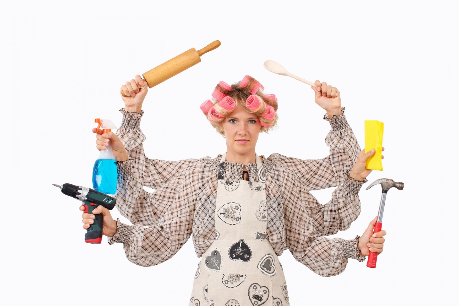 家事の時短テクで忙しい日々を乗り切るコツ。家事別に時短ワザを紹介!
