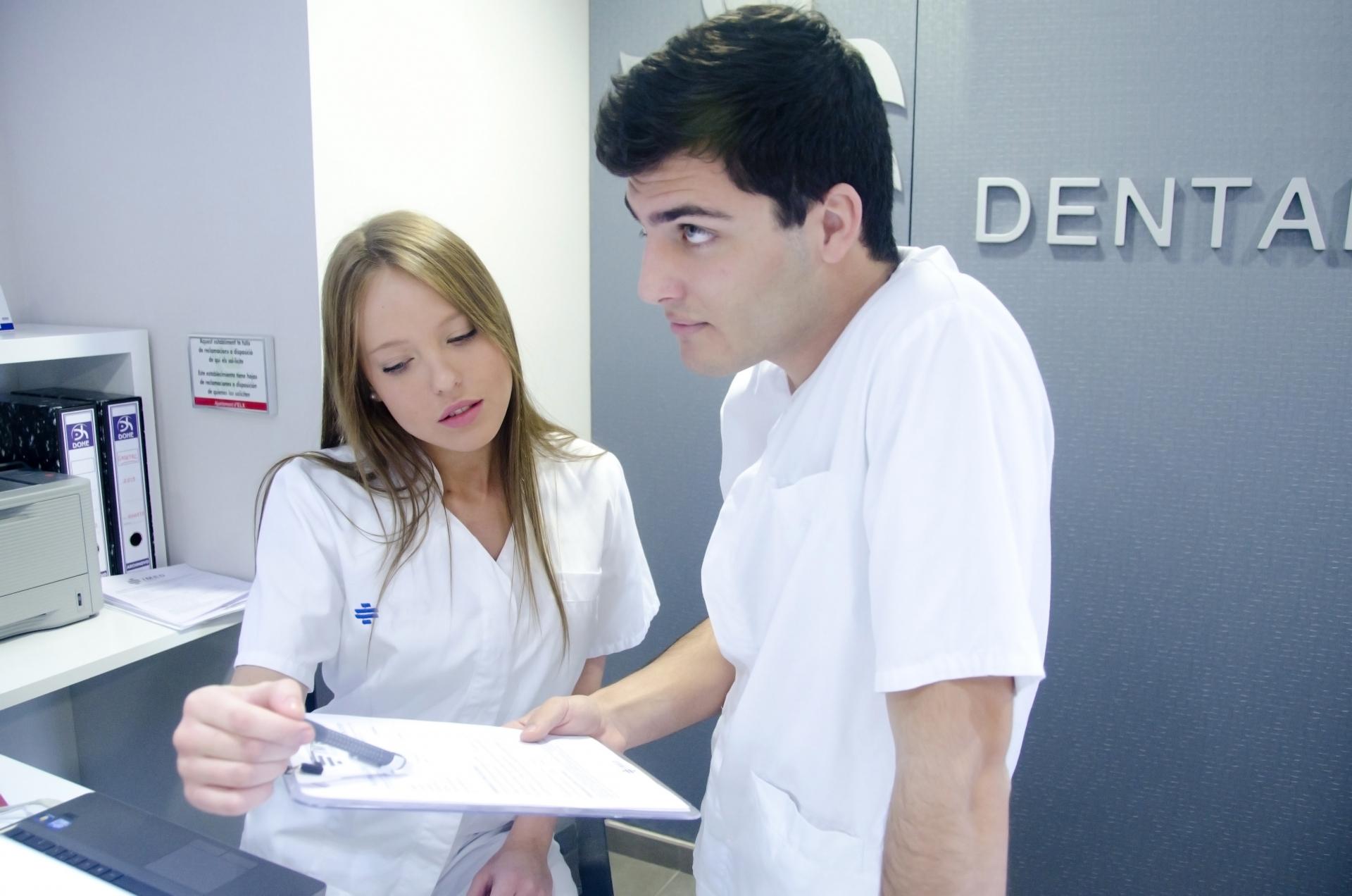 医師事務作業補助者のきつい業務内容とは?向いていない人の特徴。