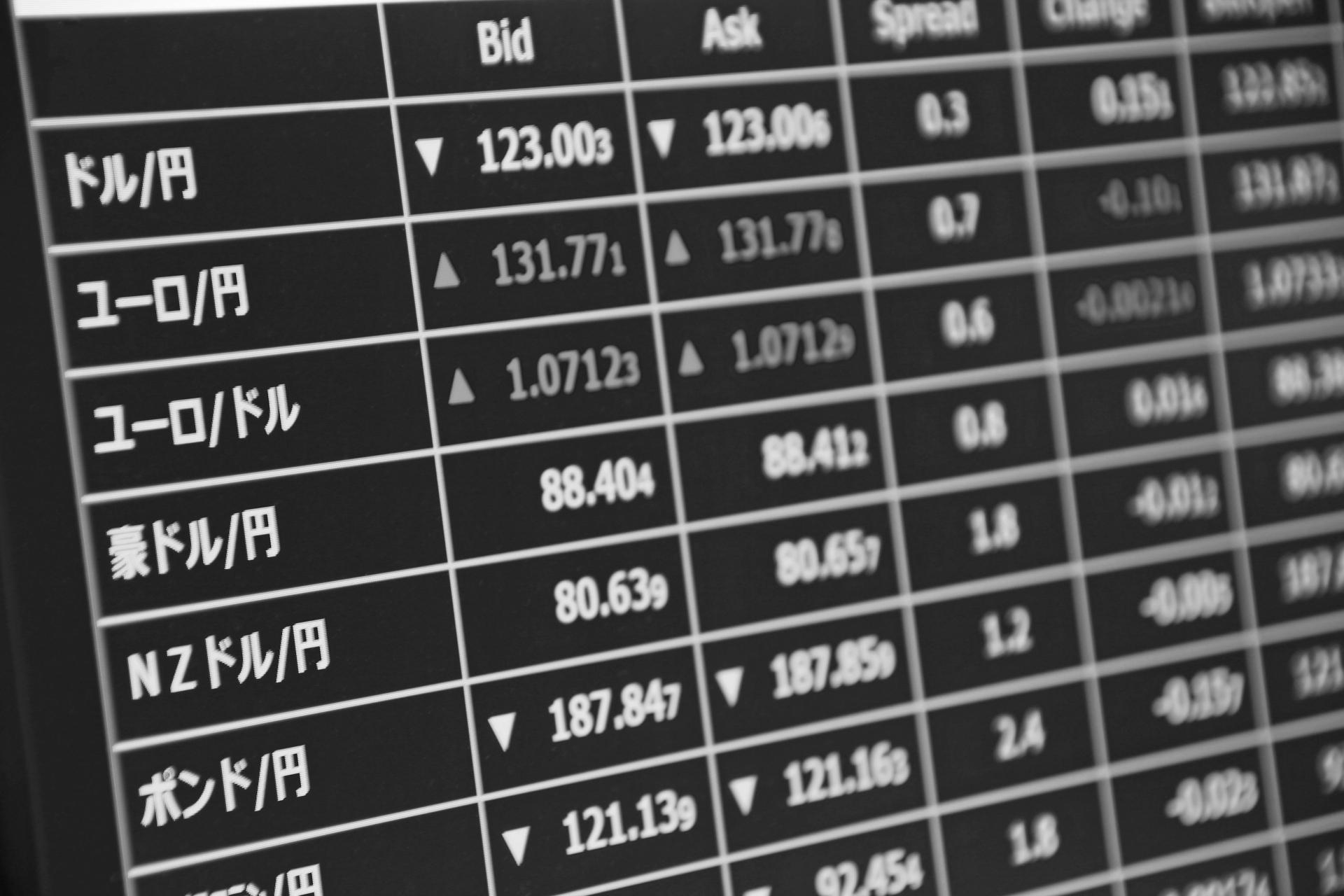 ポンド円(GBP/JPY)の特徴。値動きの傾向と取引する時の注意点。