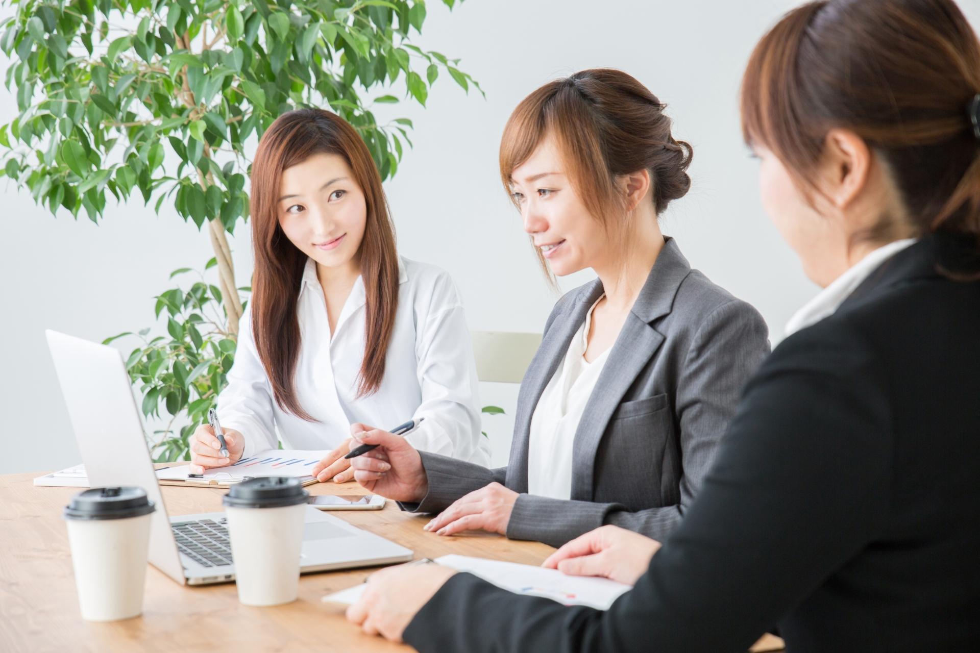 女性が働きやすい職場の条件とは?仕事を選ぶ5つのポイントをご紹介。